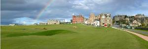 St Andrews 17th by Drickey THUMBNAIL