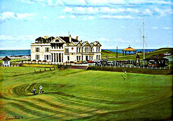 St. Andrews Clubhouse