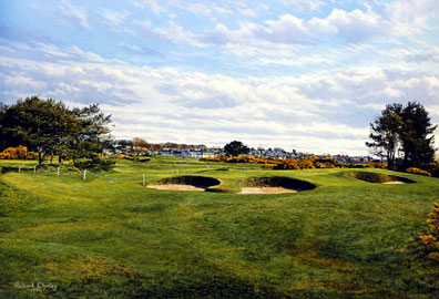 Carnoustie by Chorley