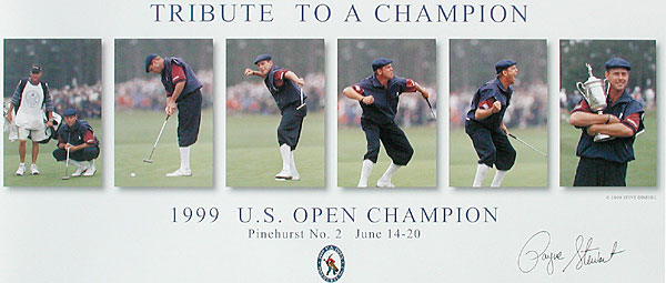 Payne Stewart; Tribute to a Champion