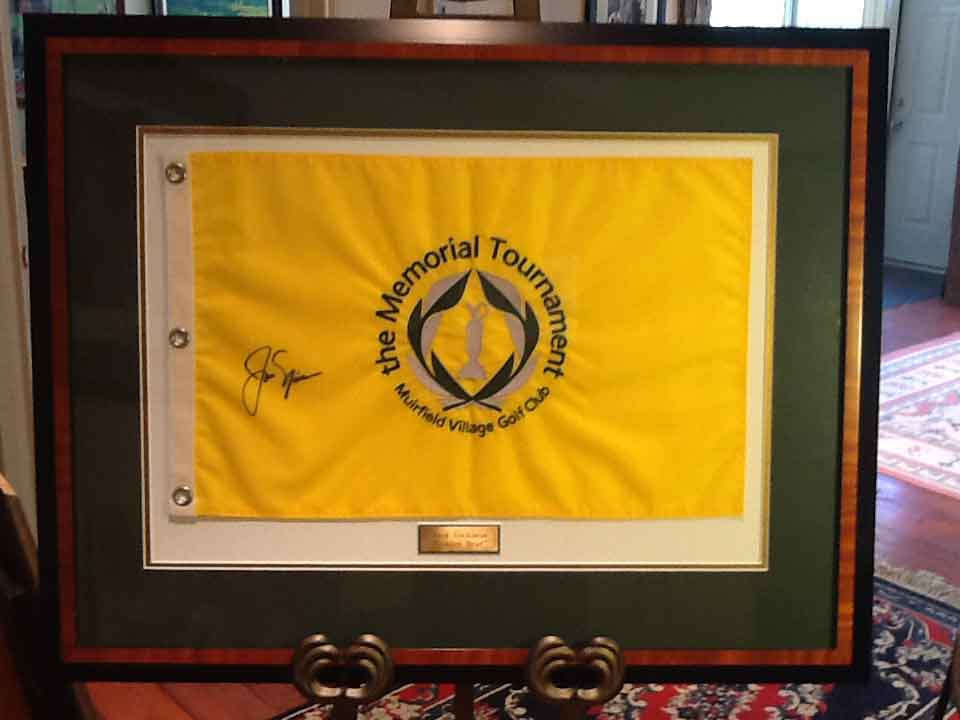 The Memorial Tournament (Embroidered Flag) THUMBNAIL