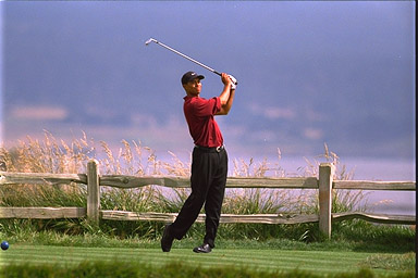 Tiger Woods at Pebble Beach_THUMBNAIL