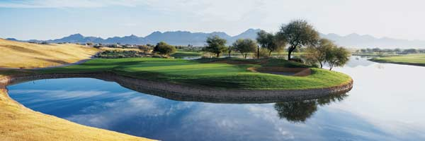 TPC Scottsdale 12th by Drickey
