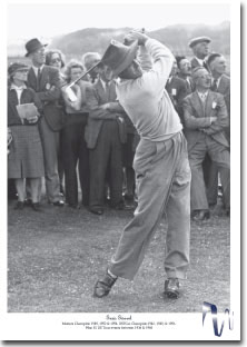 Snead - British Open 1946 THUMBNAIL