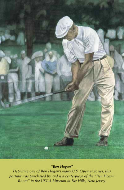 Ben Hogan by Youngblood