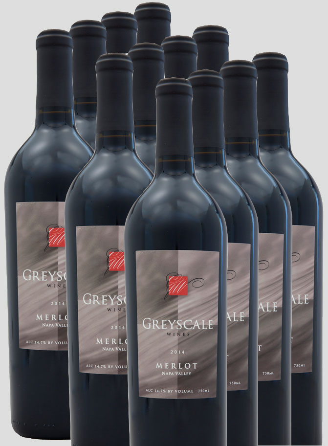 Berserker - All Merlot 12 LARGE