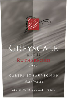 2015 Rutherford Cabernet Sauvignon - SFVR LARGE