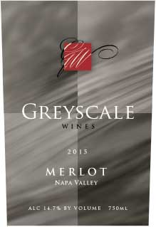 2015 Napa Valley Merlot - Spring 2018 LARGE
