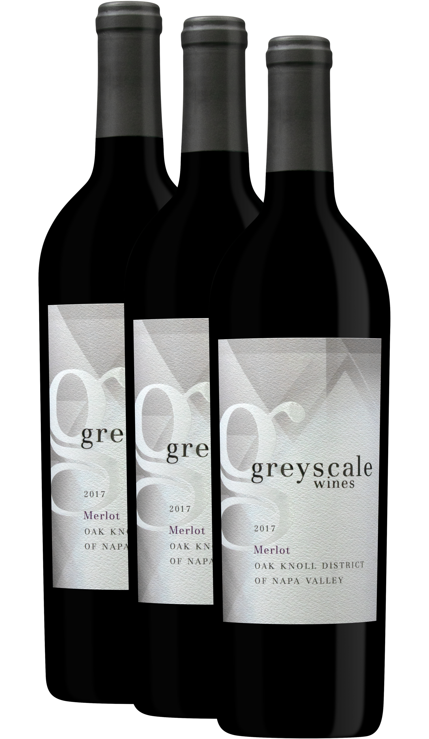 2017 Napa Valley Merlot - Berserker 3 pack LARGE