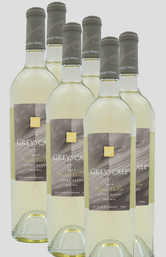CLOSEOUT - '14 Cuvée Blanc 6-Pack LARGE