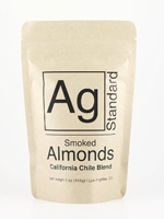 Ag Standard California Chile Smoked Almonds 4oz