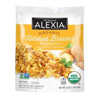 Alexia Organic Hashed Browns, 16oz.