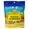 Sunridge Sliced Almonds, 4oz.