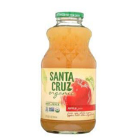 Santa Cruz Organic Apple Juice, 32oz.