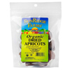 Sunridge Organic Dried Apricots, 8oz._THUMBNAIL