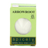ORGANIC ARROWROOT POWDER, 0.4oz.