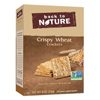 Back to Nature Crispy Wheat Crackers, 8 oz.