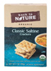 Back to Nature Organic Saltine Crackers, 7 oz.