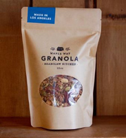 Bearclaw Kitchen Maple Way Granola, 12oz.
