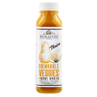 Bonafide Provisions Thrive Drinkable Veggies with Bone Broth, 12oz