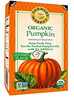 Farmer's Market Organic Pumpkin Puree, 16oz.