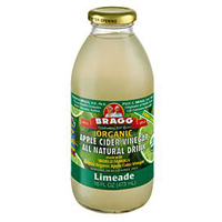 Bragg Organic Apple Cider Vinegar Drink - Limeade, 16 oz._THUMBNAIL