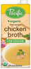 Pacific Organic Chicken Broth, 32oz