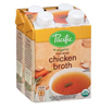 Pacific Organic Chicken Broth, 4pk-8oz