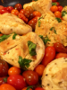 * Tomato Basil Chicken