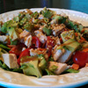 *Chicken Salad with Balsamic Soy Ginger
