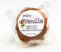 Coconut Girl Vanilla Ice Cream Sandwich, 140g