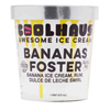 Coolhaus Bananas Foster Ice Cream, Pint