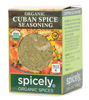 ORGANIC SEASONING CUBAN SPICE, 0.4oz.