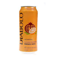 Diabolo Tangerine Pomegranate French Soda, 16 oz._THUMBNAIL