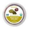 Divina Organic Whole Greek Olive Mix, 5.6oz.