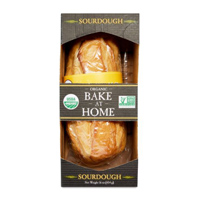 Essential Baking Company Organic Bake-at-Home Sourdough Bread, 16oz.