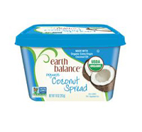 Earth Balance Organic Coconut Spread, 10oz.