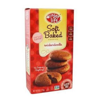 Enjoy Life Soft Baked Snickerdoodle Cookies, 6oz.