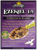Food for Life Organic Ezekiel 4:9 Cinnamon Raisin Cereal, 16 oz