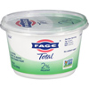 Fage Plain Yogurt 2%, 17.6oz.