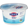 Fage Plain Yogurt 5%,  17.6oz.