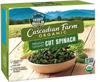 Cascadian Farms Organic Frozen Spinach, 10oz._LARGE