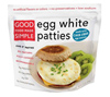 Good Food Made Simple Egg Whites Patties, 10 oz.