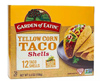 Garden of Eatin' Yellow Corn Taco Shells, 12ct.
