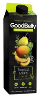 Goodbelly Tropical Green Probiotic Juice Drink, 32oz