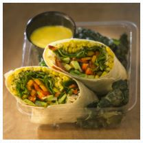 GROW Turkey BLT Wrap ea.