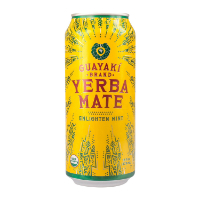 Guayaki Yerba Mate Enlighten Mint, 15.5 oz.