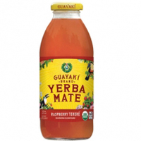 Guayaki Raspberry Tea,  16oz.