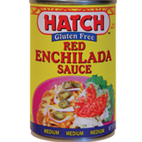 Hatch Red Medium Enchilada Sauce,15oz. LARGE