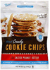 HannahMax Baking Co. Sea Salt Peanut Butter Crunchy Cookie Chips, 6 oz.